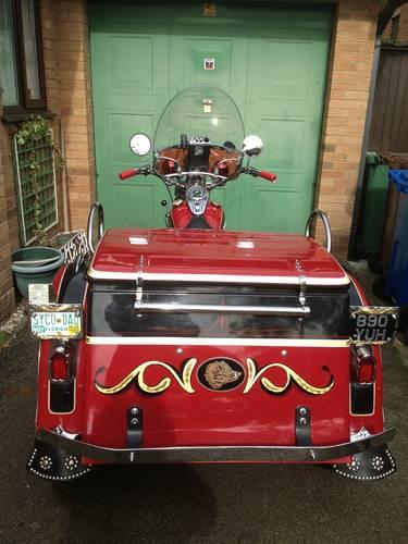 1951 harley davidson servi-car For Sale (picture 5 of 5)