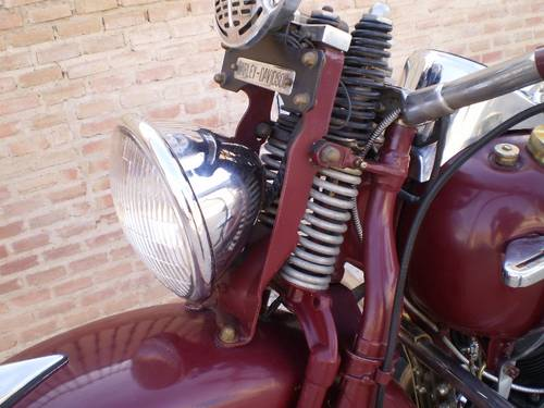 HARLEY DAVIDSON WLA 750CC 1952 For Sale (picture 6 of 6)