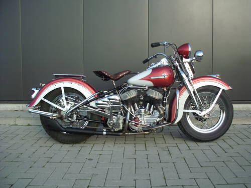 Harley-Davidson wla 1943( 18.500 euro) For Sale (picture 1 of 6)