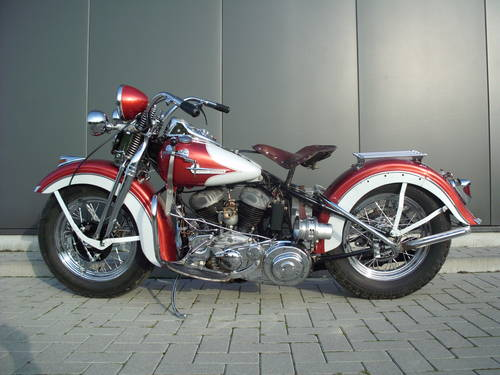 Harley-Davidson wla 1943( 18.500 euro) For Sale (picture 2 of 6)