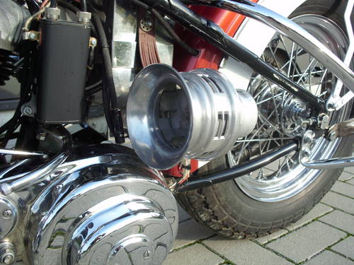 Harley-Davidson wla 1943( 18.500 euro) For Sale (picture 3 of 6)