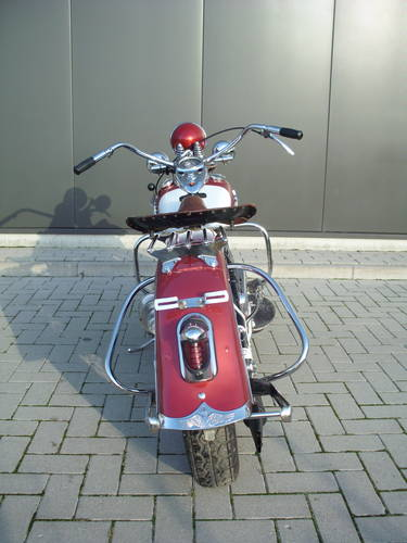Harley-Davidson wla 1943( 18.500 euro) For Sale (picture 4 of 6)