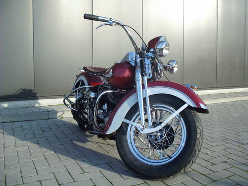 Harley-Davidson wla 1943( 18.500 euro) For Sale (picture 5 of 6)