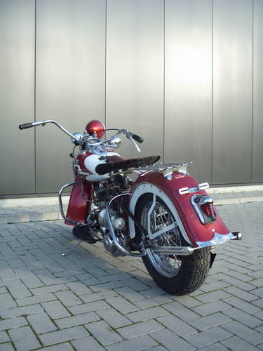 Harley-Davidson wla 1943( 18.500 euro) For Sale (picture 6 of 6)