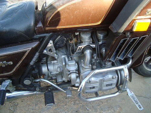 1982 Honda Gold Wing Interstate Motor Cycle For Sale (picture 6 of 6)