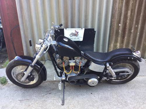 1978 Harley Davidson Shovel 1680cc For Sale (picture 5 of 5)