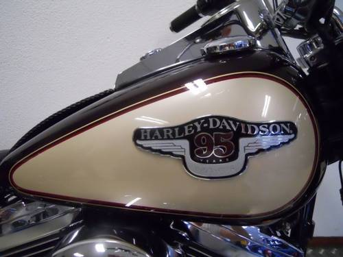 1998 Harley davidson fat boy 95 th anniversary For Sale (picture 5 of 6)
