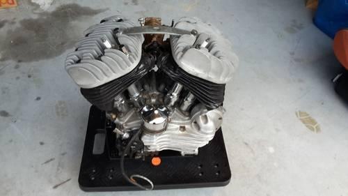 Harley davidson 1948 wl engine For Sale (picture 1 of 5)