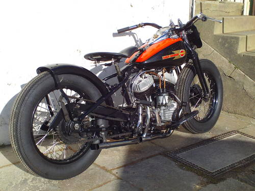 1942 HARLEY DAVIDSON 45 WLDR REPLICA SOLD (picture 2 of 6)