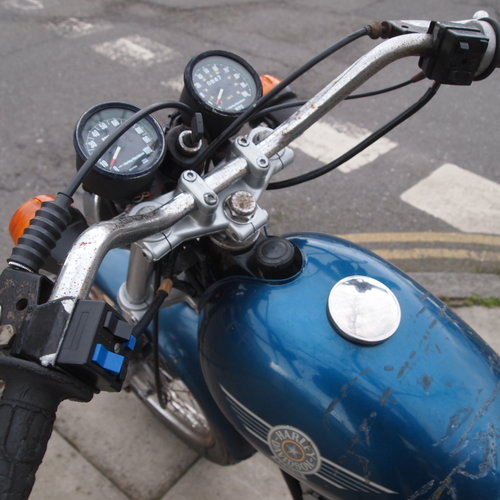 1976 Rare 250cc Harley Two Stroke, RESERVED FOR KAYE. SOLD (picture 2 of 6)