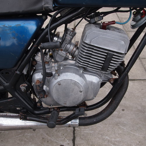 1976 Rare 250cc Harley Two Stroke, RESERVED FOR KAYE. SOLD (picture 5 of 6)
