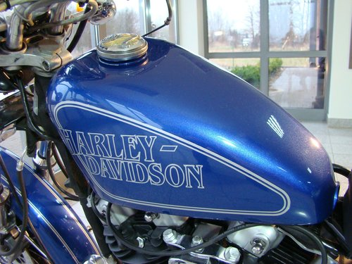 Harley Davidson XLS 1000 Siamese 1979 VIDEO ! For Sale (picture 6 of 6)