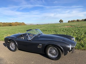 Hawk COBRA 289, 2017.  4500 miles.  Spectacular example havi For Sale