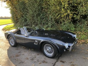 Picture of Hawk COBRA 289, 2017.  4500 miles.  Spectacular example.