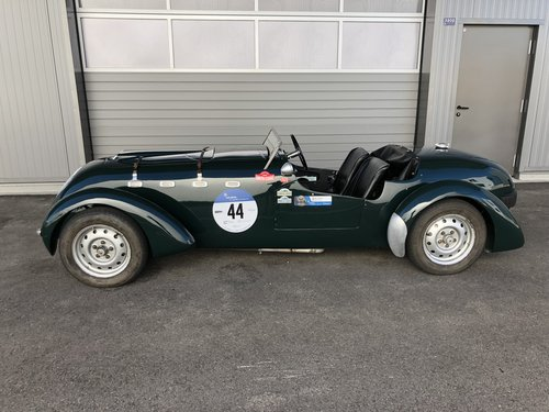 Healey Silverstone E63 1950 For Sale (picture 1 of 6)