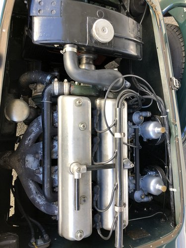 Healey Silverstone E63 1950 For Sale (picture 5 of 6)
