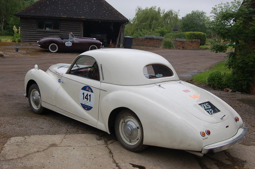 1949 Healey Beutler Original MM Car For Sale (picture 5 of 6)