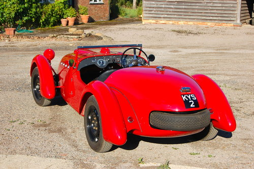 1949 Healey Silverstone supercharged For Sale (picture 2 of 6)