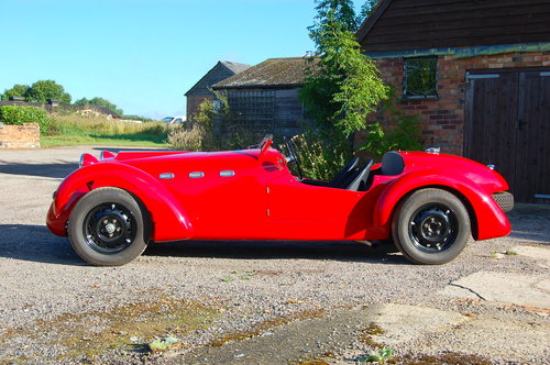 1949 Healey Silverstone supercharged For Sale (picture 3 of 6)