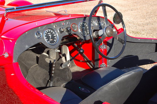 1949 Healey Silverstone supercharged For Sale (picture 4 of 6)