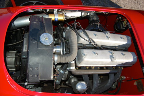1949 Healey Silverstone supercharged For Sale (picture 5 of 6)