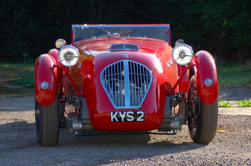 1949 Healey Silverstone supercharged For Sale (picture 6 of 6)