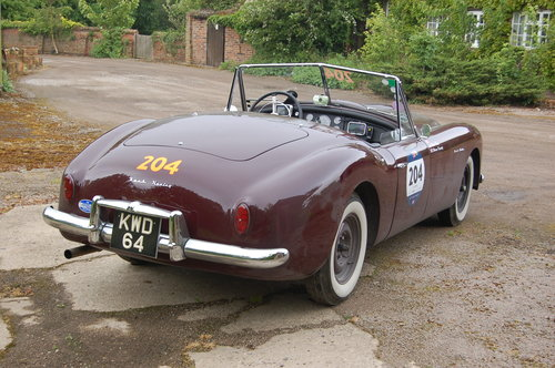 1950 Nash Healey Panelcraft Roadster Mille Miglia finished For Sale (picture 3 of 6)