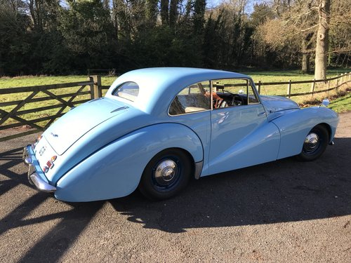 1952 Healey Tickford Sports Saloon -Stunning Example For Sale (picture 5 of 6)