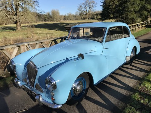 1952 Healey Tickford Sports Saloon -Stunning Example For Sale (picture 6 of 6)