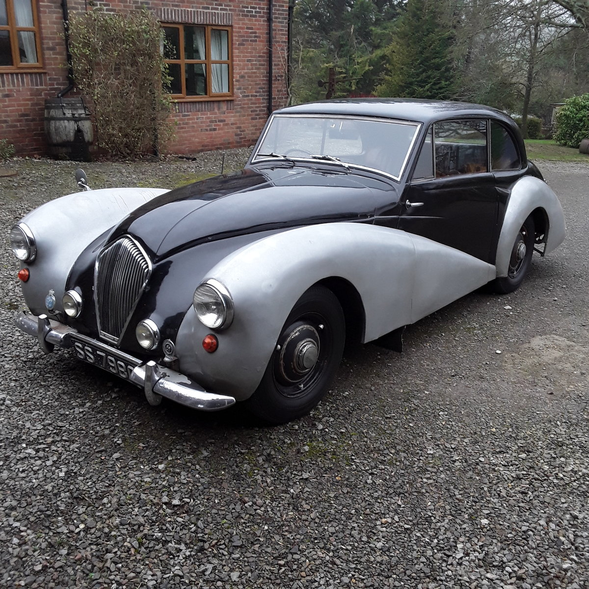 1951 Tickford Healey For Sale (picture 1 of 5)