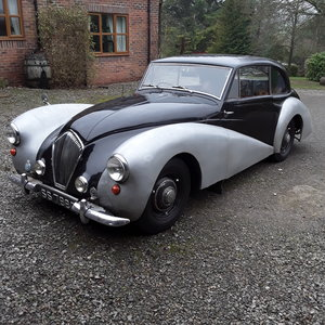 1951 Tickford Healey For Sale