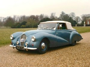 1951 Healey Abbott Drophead Coupe at ACA 13th April  For Sale