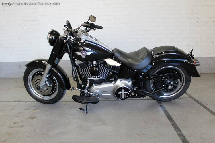 2013 HARLEY-DAVIDSON Fat boy low For Sale by Auction (picture 3 of 3)