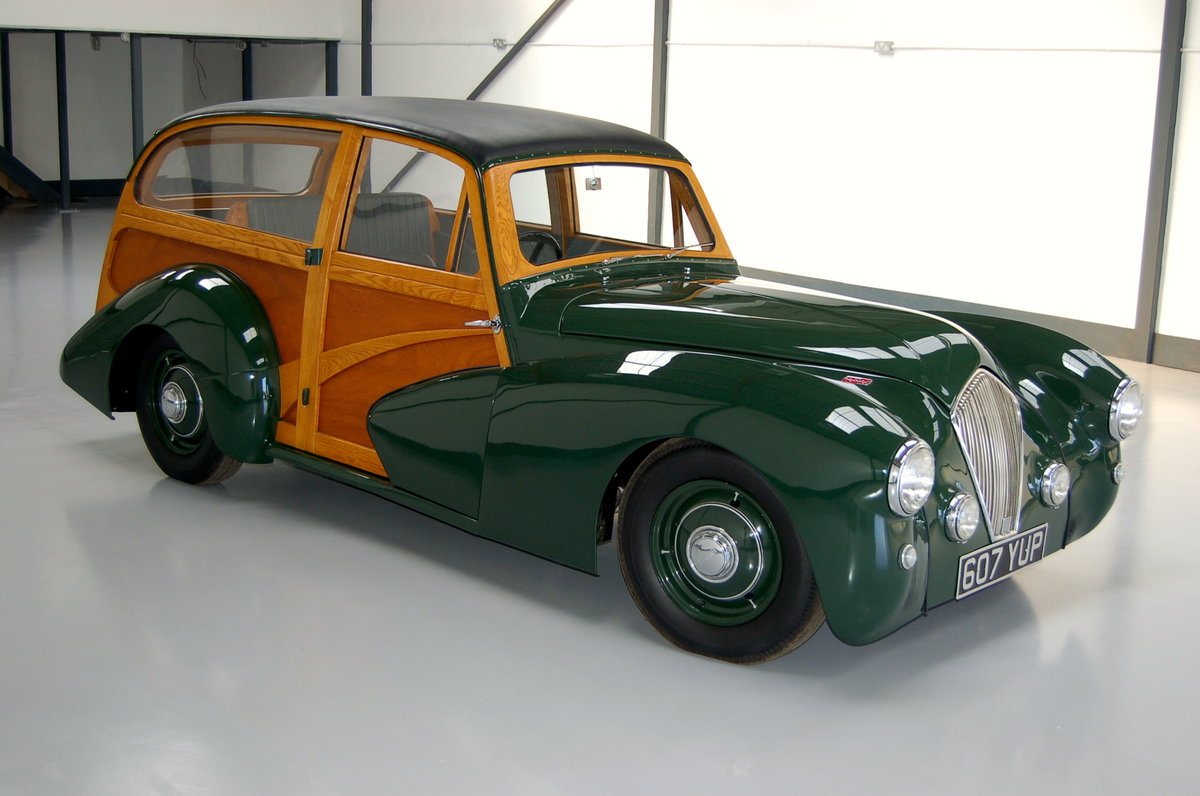 1948 Healey Woodie Estate  For Sale (picture 1 of 6)