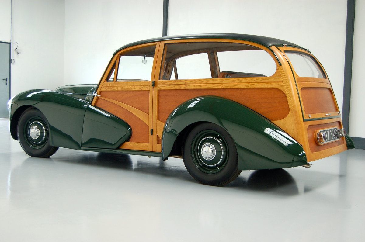 1948 Healey Woodie Estate  For Sale (picture 3 of 6)