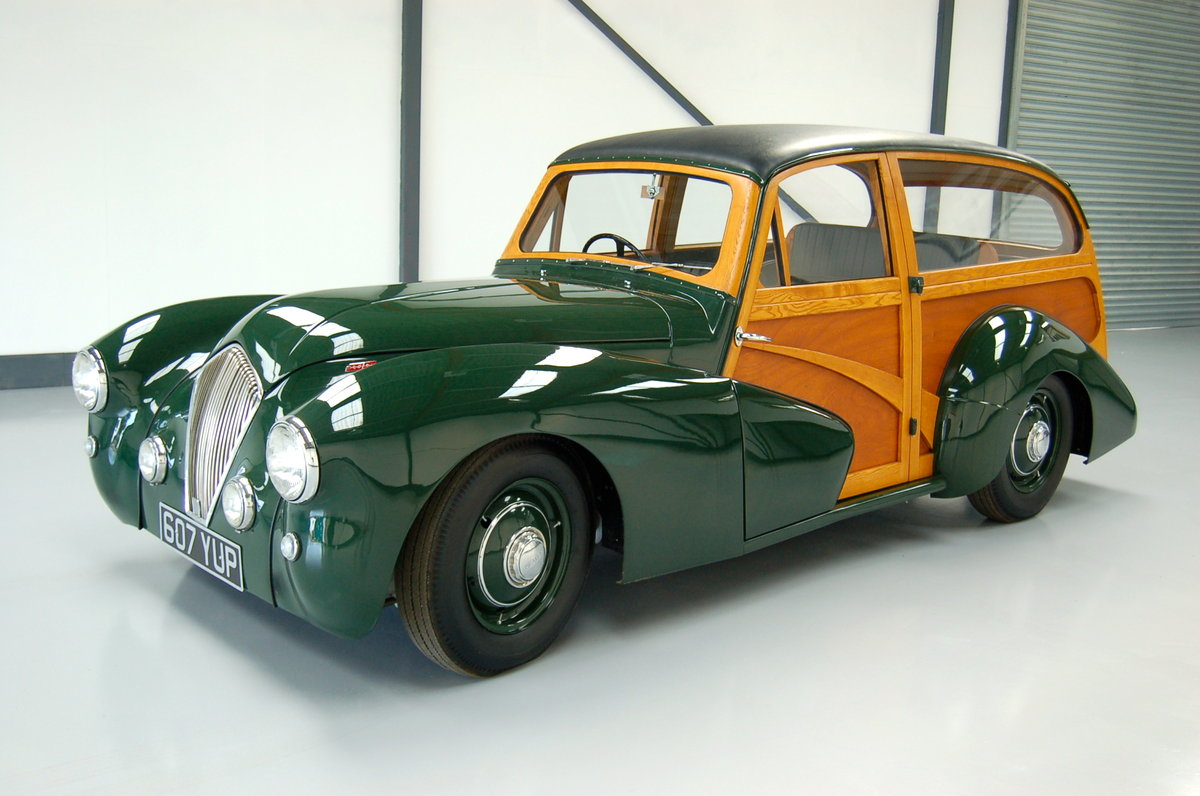 1948 Healey Woodie Estate  For Sale (picture 5 of 6)