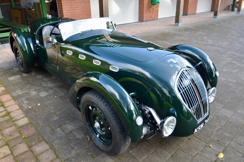 1949 Healey Silverstone  For Sale (picture 1 of 6)