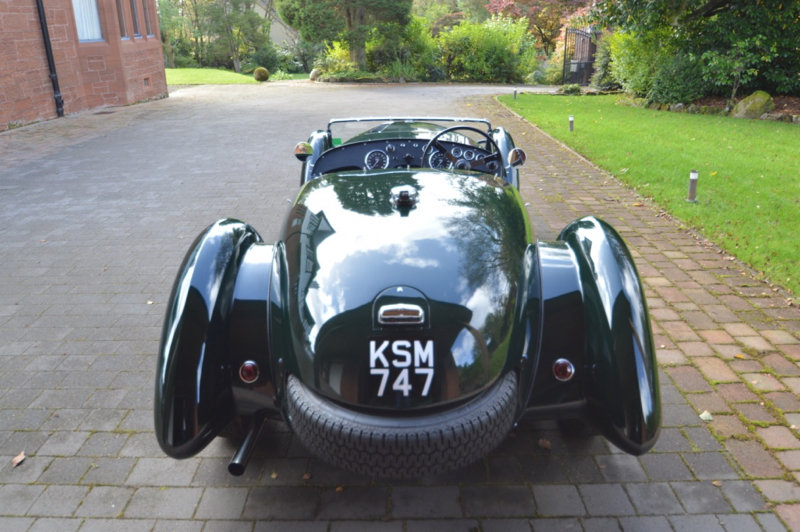 1949 Healey Silverstone  For Sale (picture 4 of 6)