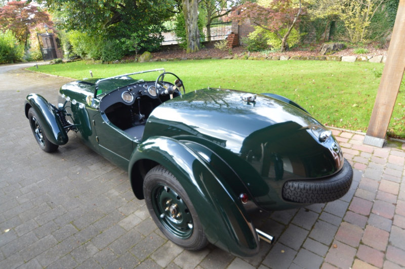 1949 Healey Silverstone  For Sale (picture 5 of 6)