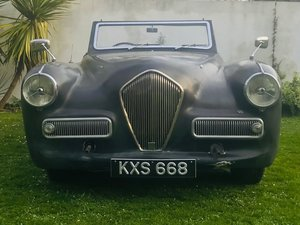 1949 HEALEY SPORTSMOBILE.    VERY RARE For Sale