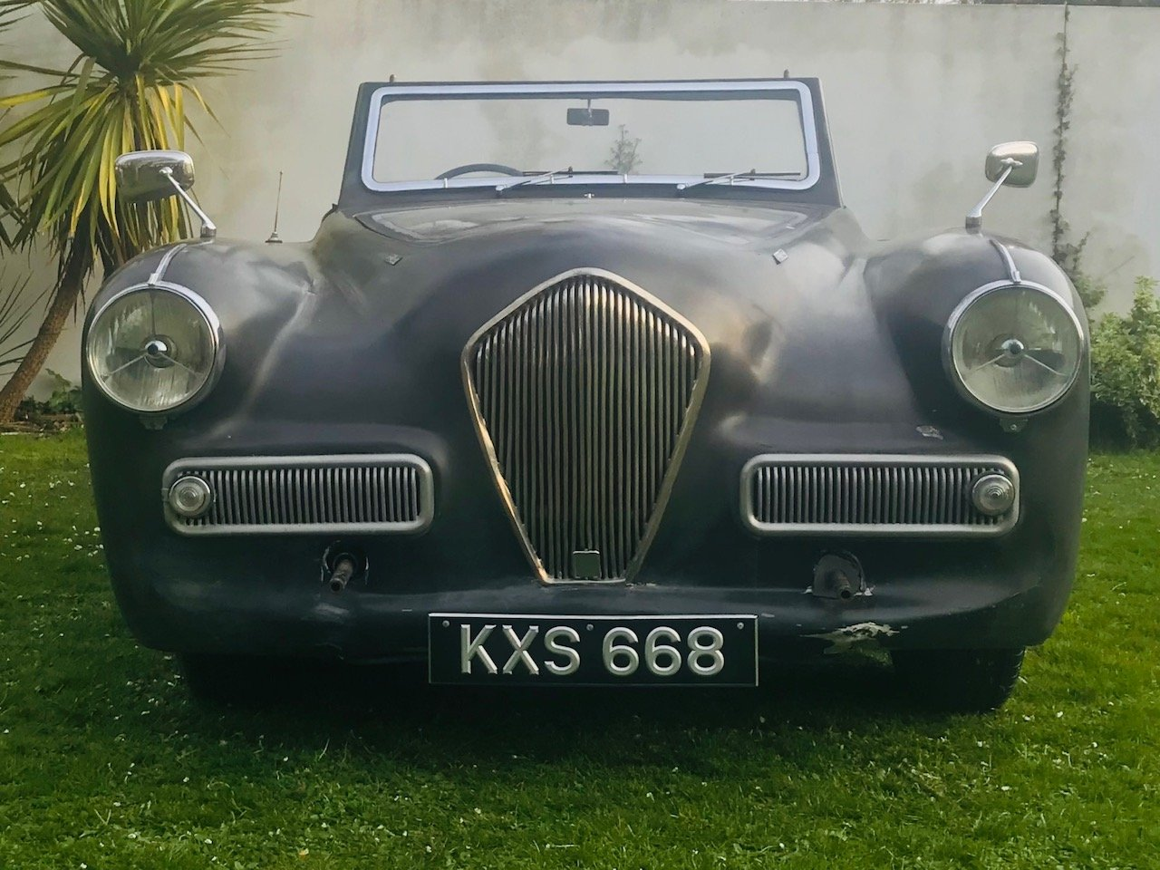 1949 HEALEY SPORTSMOBILE.    VERY RARE For Sale (picture 2 of 6)