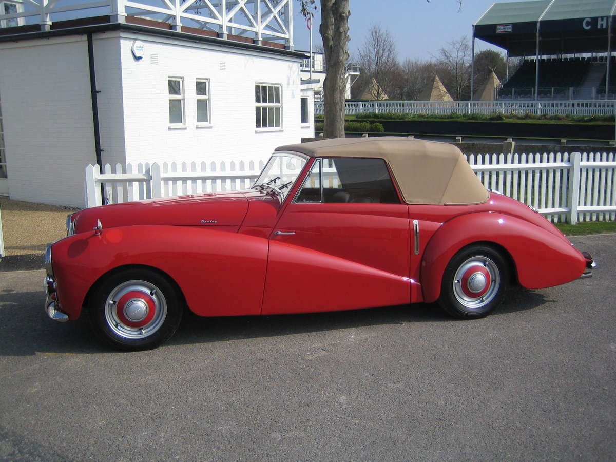1953 Healey Abbott - extensively restored For Sale (picture 1 of 6)