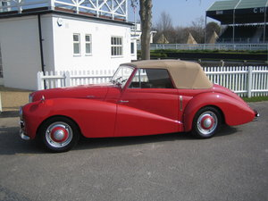 1953 Healey Abbott - extensively restored For Sale