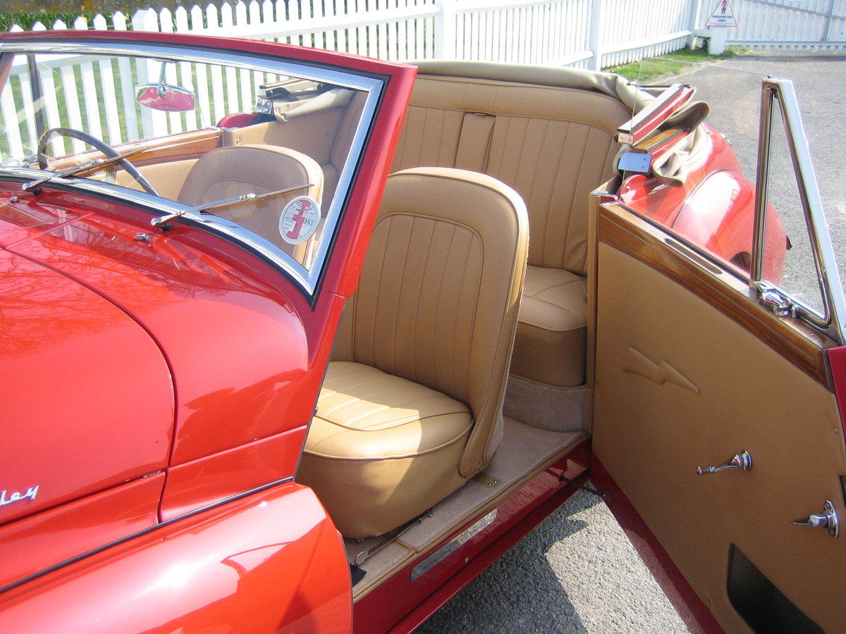 1953 Healey Abbott - extensively restored For Sale (picture 4 of 6)
