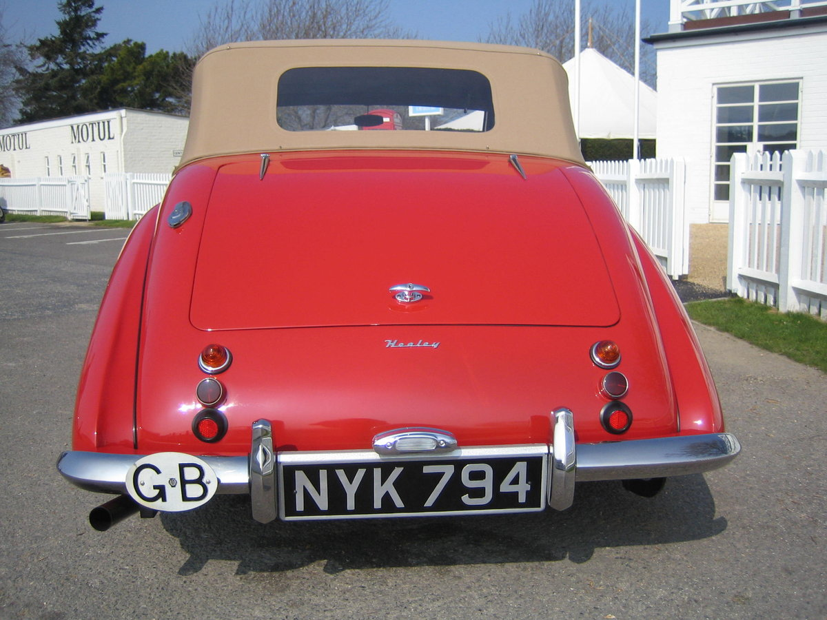 1953 Healey Abbott - extensively restored For Sale (picture 6 of 6)