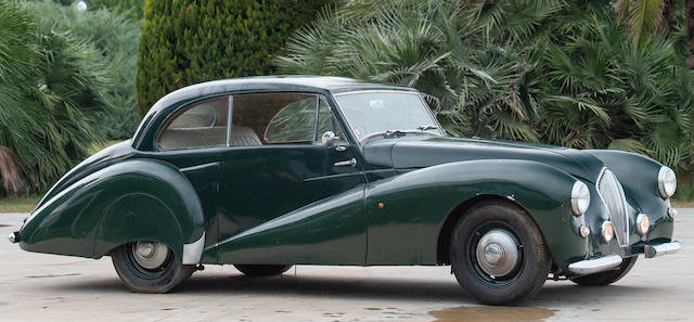 C.1950 HEALEY TICKFORD SPORTS SALOON For Sale by Auction