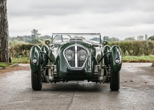 1949 Healey Silverstone SOLD by Auction