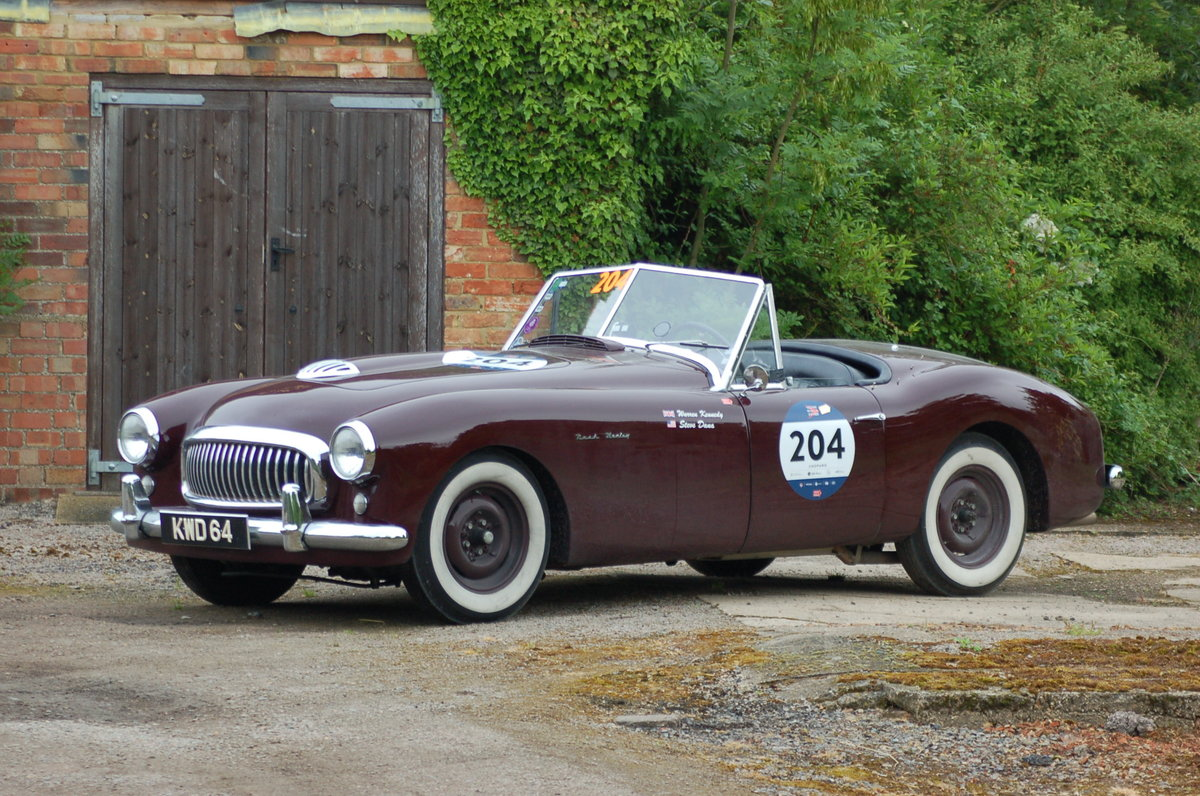 1951 NASH HEALEY by PANELCRAFT Mille Miglia elligible For Sale (picture 1 of 6)
