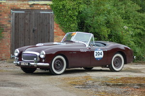 1951 NASH HEALEY by PANELCRAFT Mille Miglia elligible