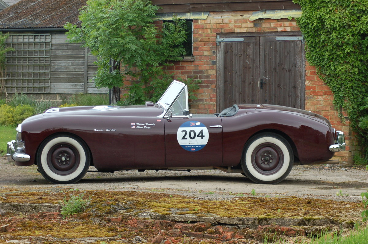 1951 NASH HEALEY by PANELCRAFT Mille Miglia elligible For Sale (picture 2 of 6)